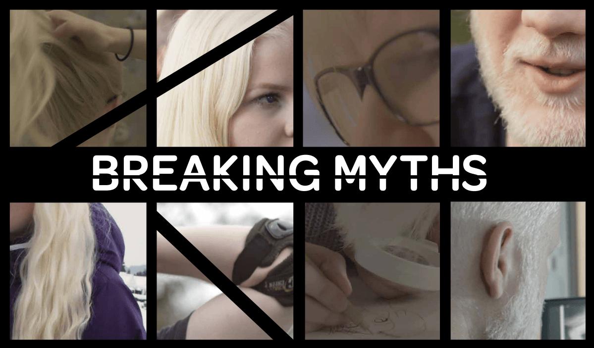 """Documental """"Rompiendo mitos del Albinismo""""/ """"Breaking Myths"""""""