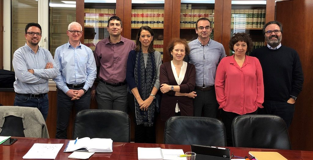 Foto Participantes reunión COSCE 2018