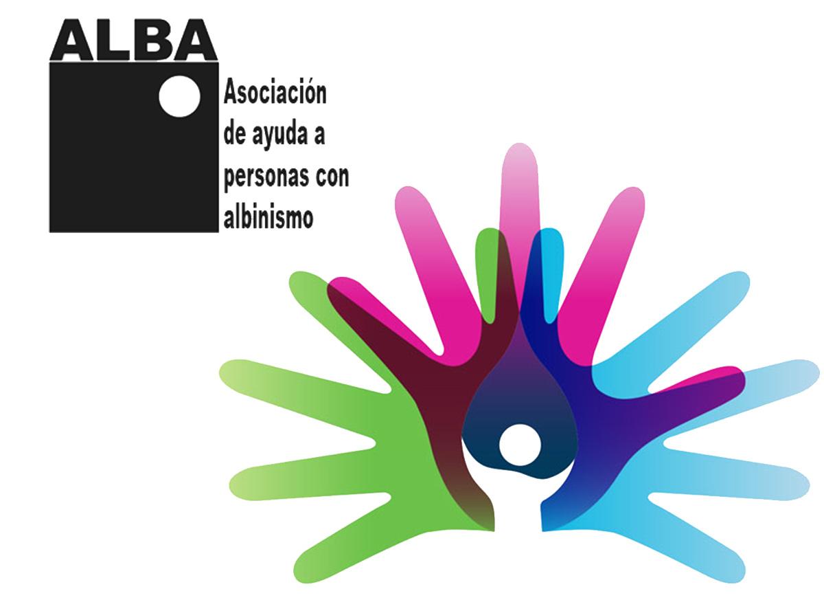 Día Mundial de las enfermedades raras (28 de febrero) Logos ALBA y EnfermedadesRaras