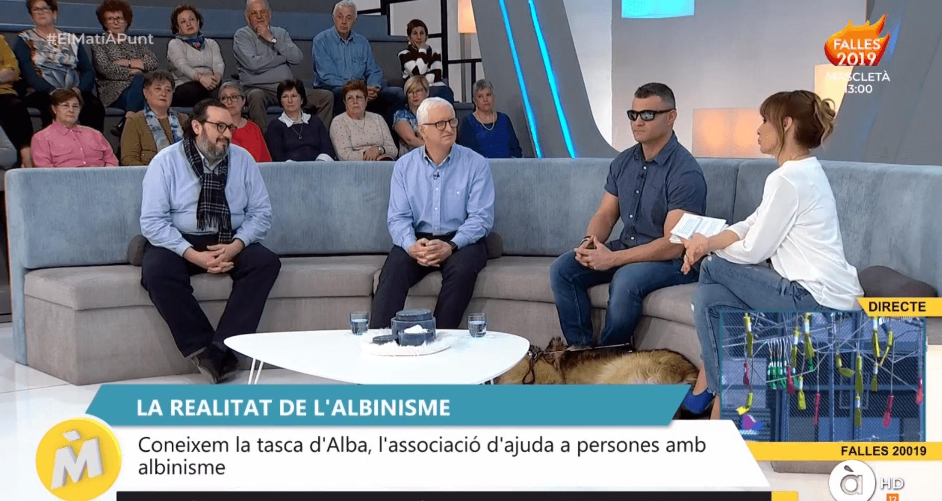 APunt Albinismo
