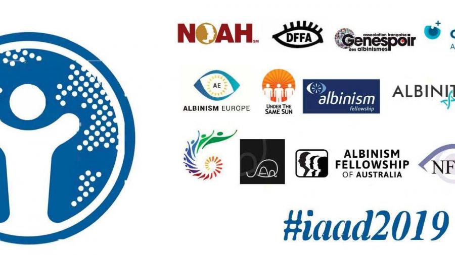 IAAD international statement Still Standing Strong LOGOS