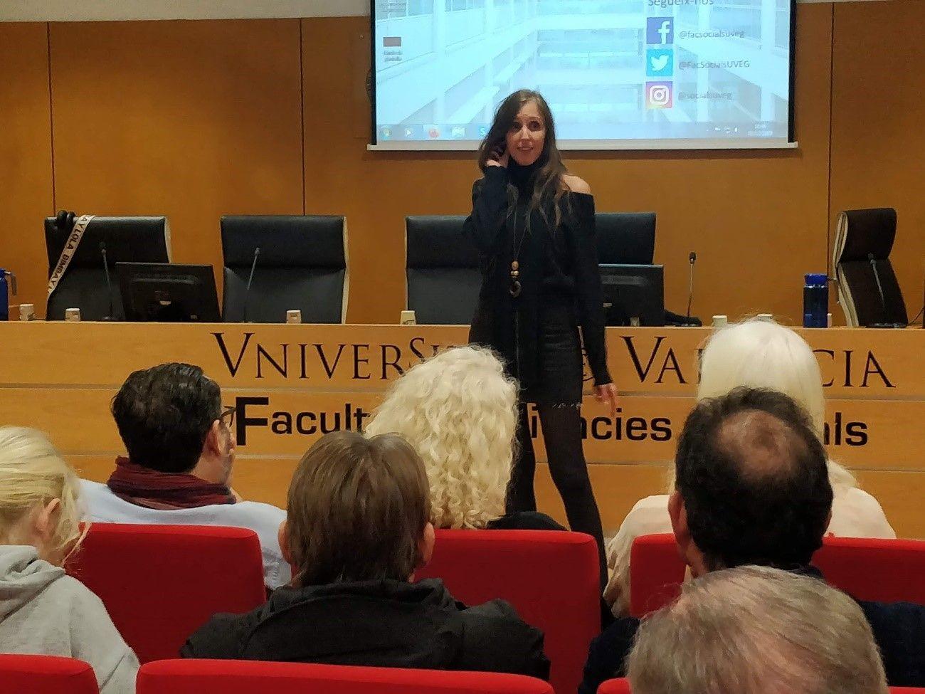 Presentación exposición fotográfica de Ana Yturralde