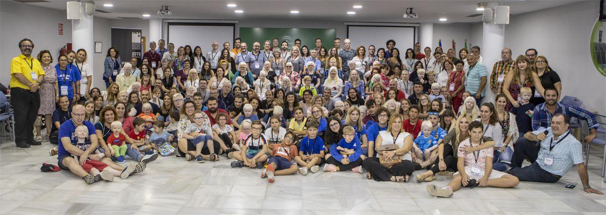 Foto de grupo Familia ALBA 2019 (Sevilla)