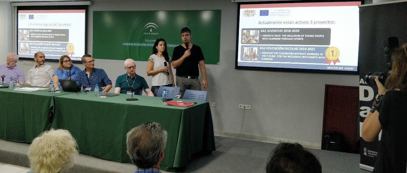 Presentacion proyectos Erasmus+ por RedTree