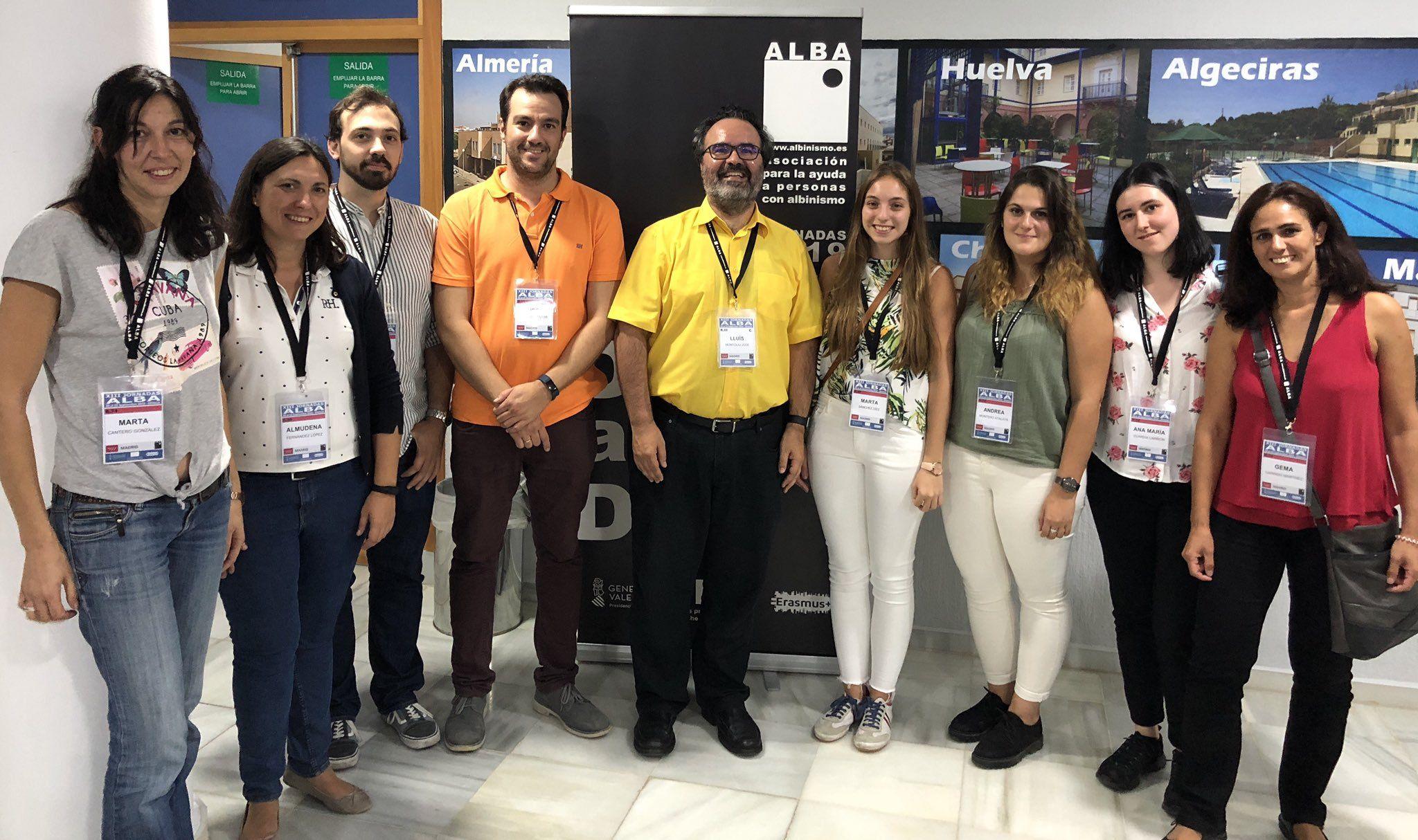 Miembros del Laboratorio de CNB del Dr.Lluis Montoliu