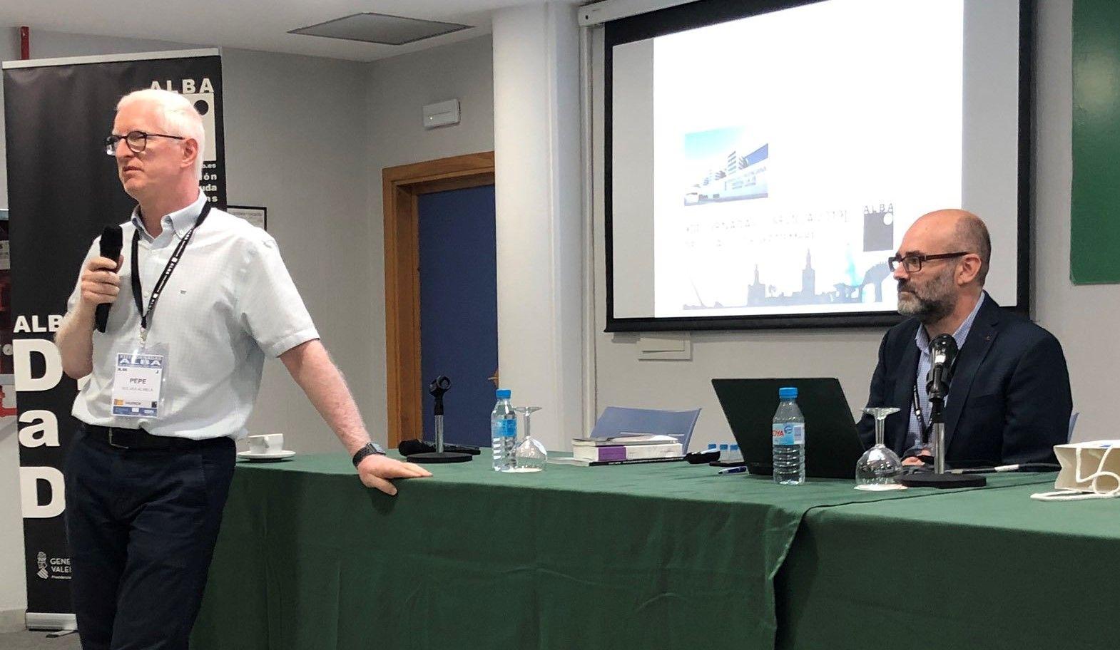 Presentacion del Dr.Honorio Barranco