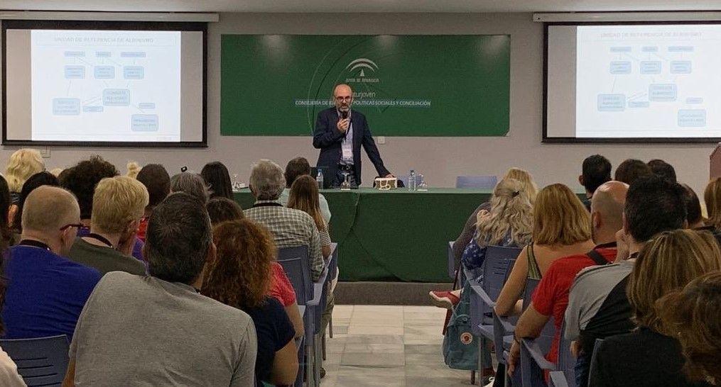 Conferencia del Dr. Honorio Barranco