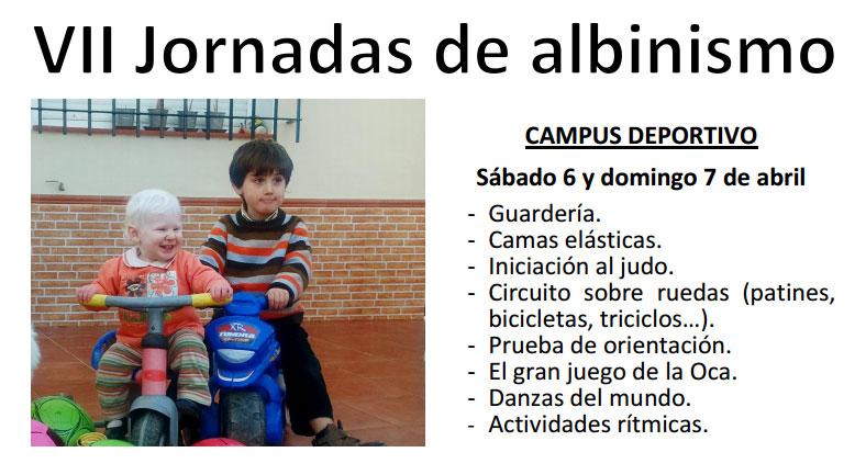 Actividades deportivas - VII Jornadas ALBA