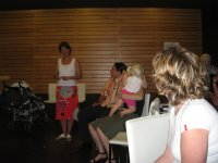 Psicóloga en 1ª jornada multidisciplinar sobre albinismo